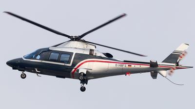D-HBFS - Agusta-Westland AW-109SP GrandNew - Brose Fahrzeugteile