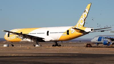 N542AS - Boeing 777-212(ER) - Scoot