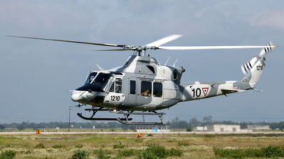 1210 - Bell 412EP - Mexico - Air Force