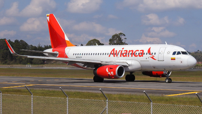 A picture of N694AV - Airbus A319132 - Avianca - © david pareja
