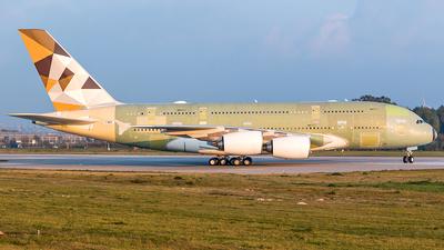 F-WWAK - Airbus A380-861 - Airbus Industrie