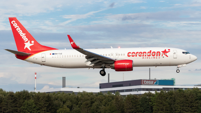 9H-TJC - Boeing 737-86N - Corendon Airlines Europe