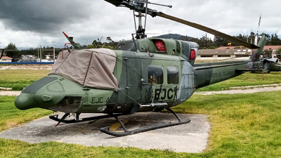 EJC4216 - Bell CH-135 Twin Huey - Colombia - Army