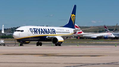 EI-EME - Boeing 737-8AS - Ryanair