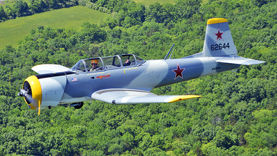 N4294X - Nanchang CJ-6A - Private