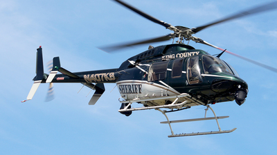 N407KS - Bell 407 - United States - King County Sheriff
