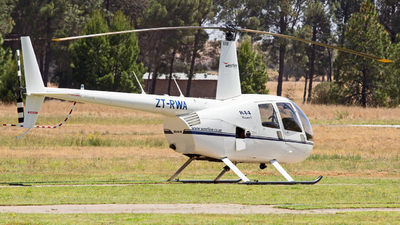 ZT-RWA - Robinson R44 Raven - Westline Aviation