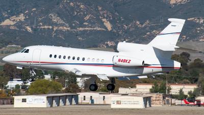 N48KZ - Dassault Falcon 900C - Private