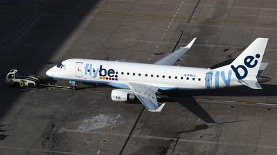 G-FBJJ - Embraer 170-200STD - Flybe