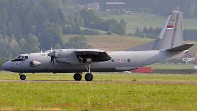 71386 - Antonov An-26 - Serbia - Air Force