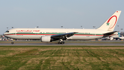 CN-RNT - Boeing 767-36N(ER) - Royal Air Maroc (RAM)