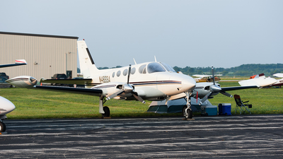 N4833A - Cessna 340A - Private