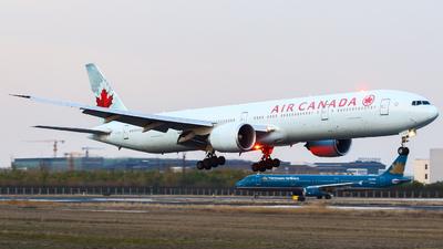 C-FITU - Boeing 777-333ER - Air Canada