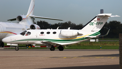 OE-FPP - Cessna 510 Citation Mustang - GlobeAir