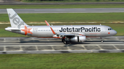 VN-A571 - Airbus A320-232 - Jetstar Pacific Airlines