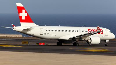 HB-JCR - Airbus A220-371 - Swiss