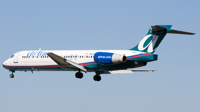 N925AT - Boeing 717-231 - airTran Airways