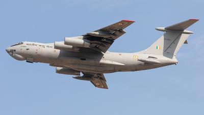 KJ-3453 - Ilyushin IL-78MKI - India - Air Force