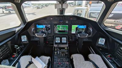 N567QS - Cessna Citation Latitude - NetJets Aviation
