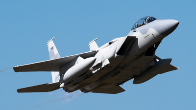 17-0013 - Boeing F-15QA Ababil - United States - US Air Force (USAF)