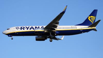 A picture of EIENC - Boeing 7378AS - Ryanair - © Alexander Portas