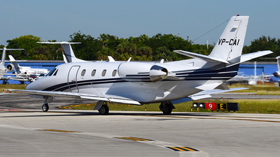 VP-CAI - Cessna 560XL Citation Excel - Private