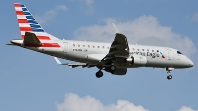 N761RW - Embraer 170-100STD - American Eagle (Envoy Air)