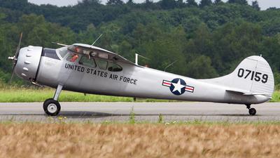 N3458V - Cessna 195 - Private