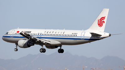 B-6767 - Airbus A320-214 - Air China