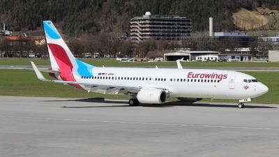 D-ABKM - Boeing 737-86J - Eurowings (TUI)