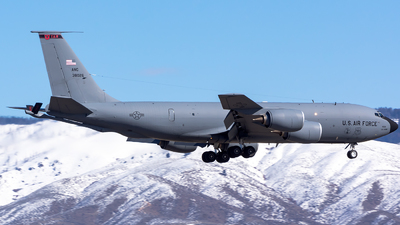 63-8026 - Boeing KC-135R Stratotanker - United States - US Air Force (USAF)