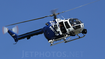 VH-NVK - MBB Bo105CBS-5 - Australia - Queensland Police