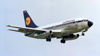 D-ABFA - Boeing 737-230(Adv) - Lufthansa