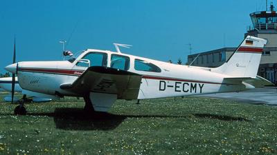 D-ECMY - Beechcraft C33A Debonair - Private