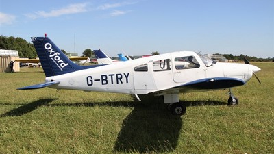 G-BTRY - Piper PA-28-161 Cherokee Warrior II - Private