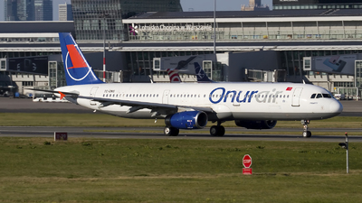 A picture of TCONS - Airbus A321131 - Onur Air - © Rafal Pruszkowski