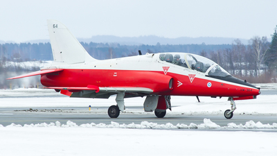 HW-364 - British Aerospace Hawk Mk.66 - Finland - Air Force