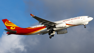 A picture of BLNV - Airbus A330243F - Hong Kong Air Cargo - © CurtisClyde