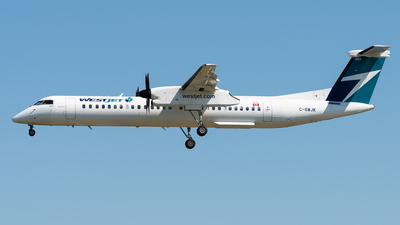 C-GWJK - Bombardier Dash 8-Q402 - WestJet Encore