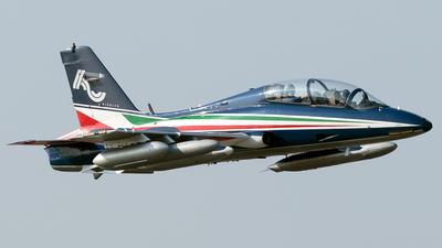 MM54547 - Aermacchi MB-339PAN - Italy - Air Force