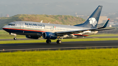 XA-VAM - Boeing 737-752 - Aeromexico