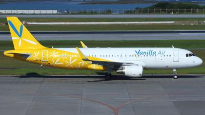JA05VA - Airbus A320-214 - Vanilla Air