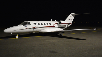 F-HAMG - Cessna 525A CitationJet 2 - Private