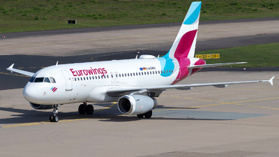 A picture of DAGWA - Airbus A319132 - Eurowings - © Alexander Ufer