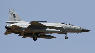 13-145 - Pakistan JF-17 Thunder - Pakistan - Air Force