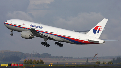 9M-MRF - Boeing 777-2H6(ER) - Malaysia Airlines