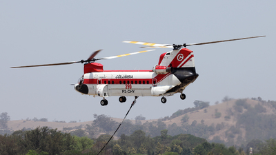 A picture of P2CHY - Boeing Vertol 234 - [MJ005] - © Morris Biondi