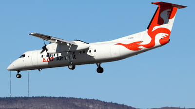C-GXAI - Bombardier Dash 8-Q314 - Air Inuit