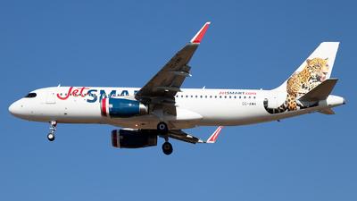 CC-AWH - Airbus A320-232 - JetSmart