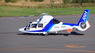 JA65NH - Airbus Helicopters AS365 N3+ Dauphin - All Nippon Helicopter (ANH)